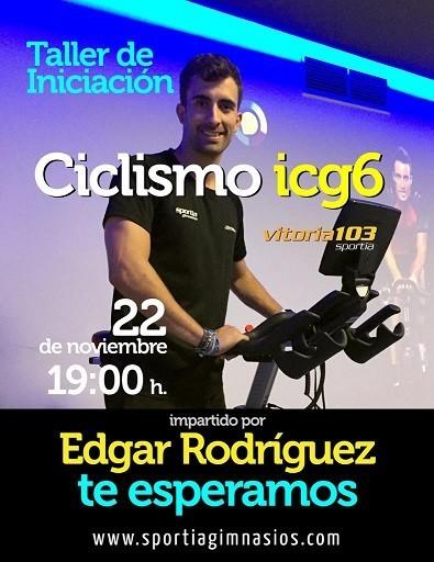 TALLER DE INICIACIÓN DE CICLISMO ICG6
