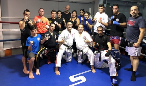 Masamitsu Hisataka, imparte una Masterclass en Sportia Vitoria103