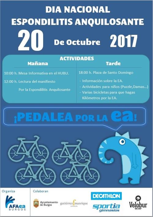 Desde Sportia te invitamos a pedalear en favor de los afectados por la EA