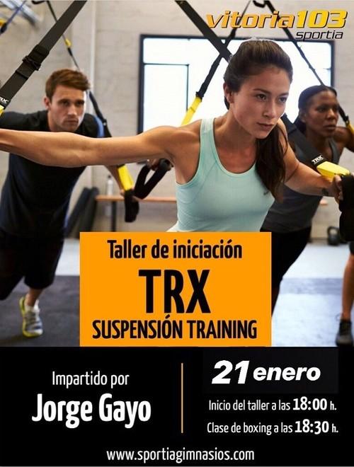 Taller iniciación a TRX