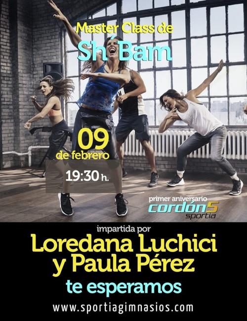 ¡Lore y Paula te invitan a Sh´Bam!