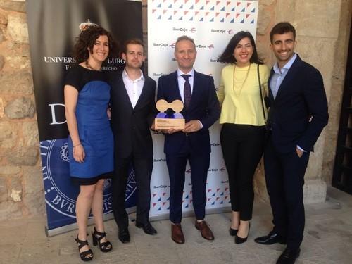 Sportia Gimnasios recibe el Premio OGECON 20018