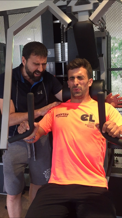 Edgar nos trae desde Barcelona el sistema de entrenamiento HIST