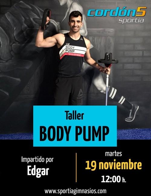 Taller de iniciación Bodypump