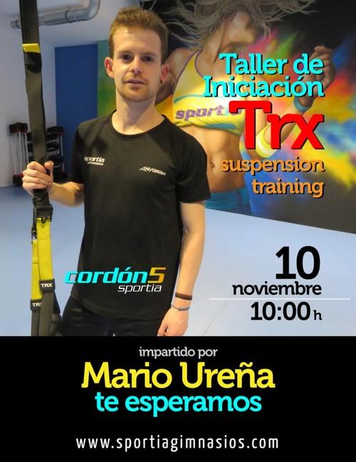 Taller de Iniciación TRX