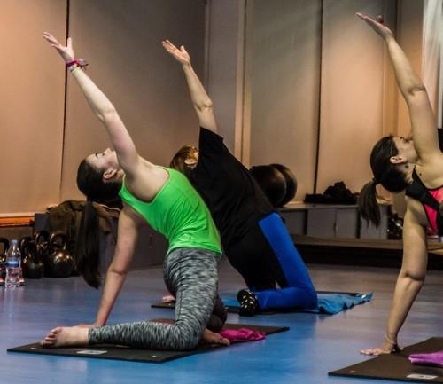 BodyBalance ¿Taichí, Yoga y Pilates en la misma sesión?