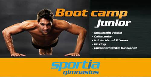 BootCamp Junior Sportia 2020