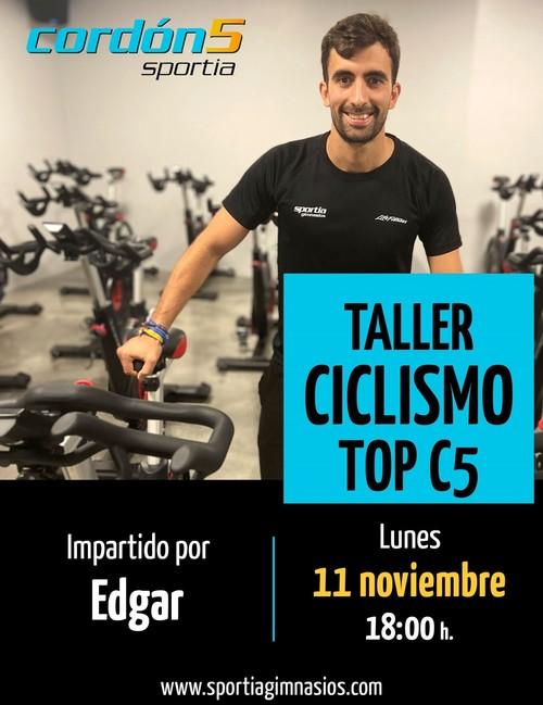 Taller de Iniciación Ciclismo: 11 de noviembre