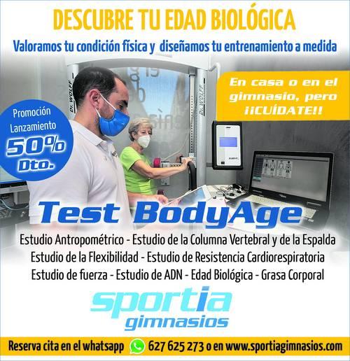 Test Body Age