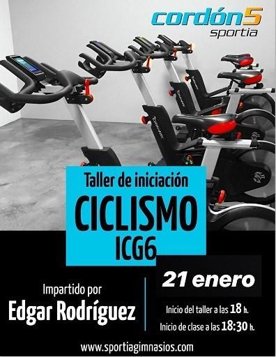 Taller de ciclismo ICG6