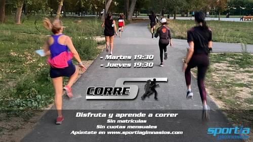 Corre con Sportia
