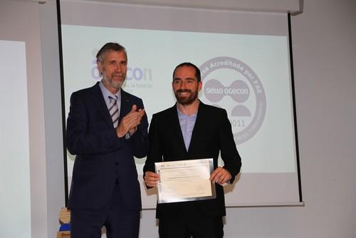 Sportia Gimnasios recibe el Sello OGECON