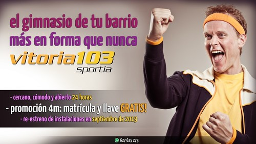 Promoción de Reestreno 4M Sportia Vitoria103